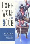 LONE WOLF & CUB TP VOL 19 THE MOON IN OUR HEARTS (MR)
