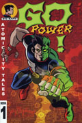 ATOMIC CITY TALES VOL 1 GO POWER TP
