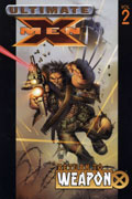 ULTIMATE X-MEN VOL 2 RETURN TO WEAPON X TP