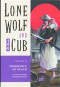LONE WOLF & CUB TP VOL 21 FRAGRANCE OF DEATH (MR)