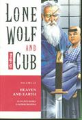 LONE WOLF & CUB TP VOL 22 HEAVEN & EARTH (MR)