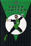 GREEN LANTERN ARCHIVES VOL 4 HC