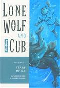 LONE WOLF & CUB TP VOL 23 TEARS OF ICE (MR)