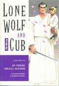 LONE WOLF & CUB TP VOL 24 IN THESE SMALL HANDS (MR)