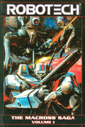 ROBOTECH THE MACROSS SAGA VOL 1 TP