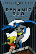 BATMAN DYNAMIC DUO ARCHIVES VOL 1 HC
