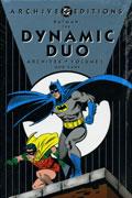 BATMAN DYNAMIC DUO ARCHIVES VOL 1 HC