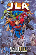 JLA VOL 5 JUSTICE FOR ALL TP