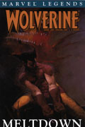 WOLVERINE LEGENDS VOL 2 MELTDOWN TP