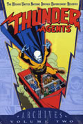 THUNDER AGENTS ARCHIVES VOL 2 HC