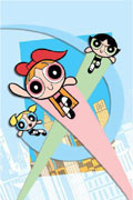 POWERPUFF GIRLS VOL 1 TITANS OF TOWNSVILLE TP